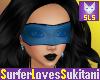 (SLS) Cobalt Blindfold