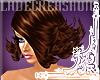 Brown Flip Curls