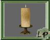 [LP]Gld Ritual Candle