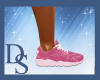 Pink Workout Shoes