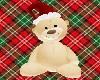 Kid Xmas Teddy Bear