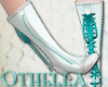 Seashells Lolita Boots