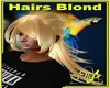 |DRB| Hair Blond Feather
