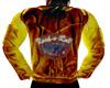 Gold R N R Jacket