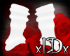 xIDx ArmWarmers White F