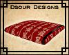 Oriental Floor Pillow II