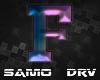 F Letter colored Drv