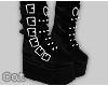 Black Doom Boots