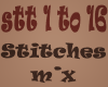!N! Stitches Mix