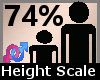 Height Scaler 74% F A