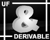 UF Derivable Ampersand