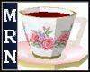 (MR) Lilac & Rose Teacup