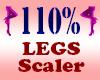 Resizer 110% Legs