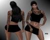 RQ-Top Sexy Black Tattoo