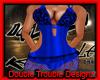 |DT|BLU DELITE DRESS BM