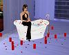 Valentines Tub Seat