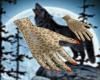 latex leopard gloves