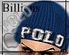 !B!Polo Beanie Teal