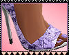 Lily Lilac Heels