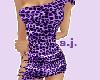 purple sexy dress *AJ*