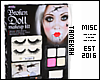 Broken Doll Make-Up Kit