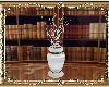 White Ellegance Vase