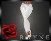 Quey jeans white RXL