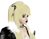 *T* hair misa blond