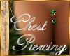 I~Emerald Chest Piercing