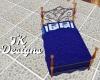 TK-Blue Rose Cuddle Bed