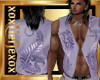 [L] Lilac Pastel Vest M
