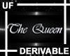 UF Derive The Queen 3D