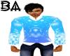 [BA] Blue Snowflake
