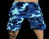 Blue Cammy Trunks