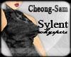 Sylent Wei Black Dress