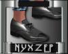 No Socks Mens Shoe Grey