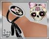 [Ly]Fancy Skull Brace L