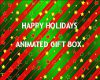 Happy Holiday Gift Box