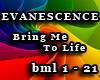 EVANESCENCE - Bring Me..