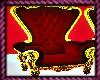 Red Golden Throne