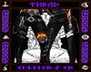 Leather Black Sabbath Pa