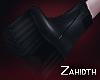Black Leather Boots V2
