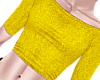 * yellow femboy top x