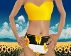 Kid Sunflower Bikini