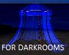 Blue Canopy w/Lights