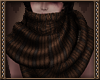 [Ry] Miva scarf brown