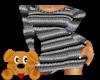 !A! Sweater Dress grey