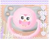 🐼pink owl paci🐼