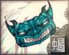 'S|| Oni Mask Blue