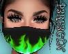 !P! Fire Face Mask v2
